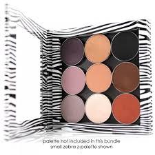 starter kit review swatches makeup geek 9 eyeshadow