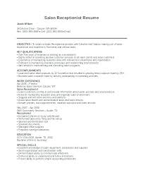 Dental Receptionist Resume Sample Medical Receptionist Resume ...