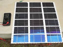 solar panel system how to build a cheap one the green optimistic a cheap solar panel