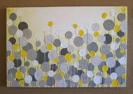 yellow and gray wall art zoom yellow and gray bathroom wall art