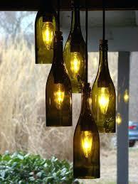 chandeliers beer bottle chandelier diy make a beer bottle chandelier for above a home bar
