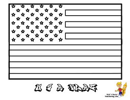 United states flag coloring page printable allprintable. Fearless American Flag Coloring Free Military Flags Usa Flag