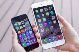 Image result for iphone 7 display size