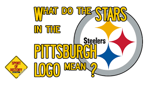 what do the stars on the pittsburgh steelers helmet mean