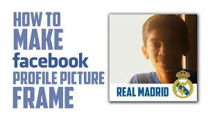 how to make facebook profile frame 2017 adobe photo tutorial
