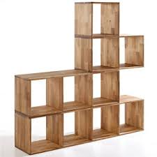 Image is loading Solid-Oak-Shelf-Storage-Box-Shelves-Display-Shelving-