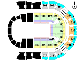Spokane Arena Hockey Seating Chart Disney On Ice Mickeys Search Party Ticketswest