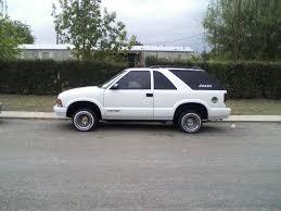 MARTIN78013 1997 Chevrolet S10 Blazer Specs, Photos, Modification ...