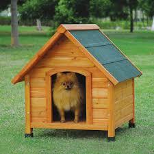 Creative Dog Houses Dog House Wooden Pallets Homestylediarycom