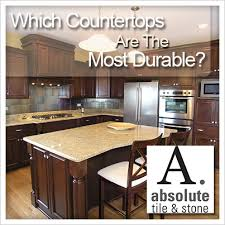 most durable countertops