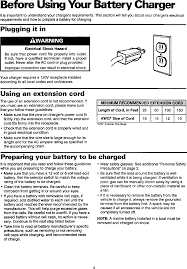 Diehard 20071312 User Manual Battery Charger Manuals And