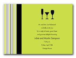 Invitation Wording For Dinner Dinner Invitation Wording Samples