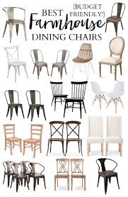 Small Picture Home The Best Farmhouse Dining Chairs Lauren McBride