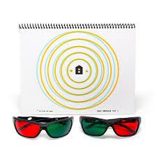 Keystone Basic Binocular Test Set K Bernell Corporation