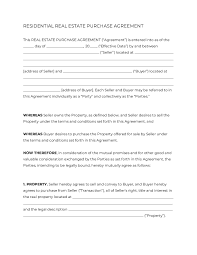 How to modify the template. Real Estate Purchase Agreement Form 2021 Official Pdf