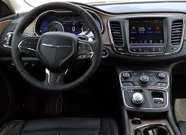 2015 chrysler 200 limited interior. chrysler put lots of effort into cabin quietness and itu0027s paying off the 200 seems a good deal quieter than hyundai sonata or mazda6 now it sounds more 2015 limited interior n