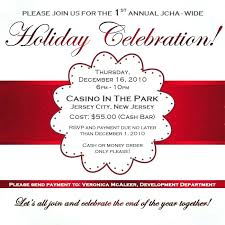 Office Holiday Party Invitation Wording Office Party Invitations