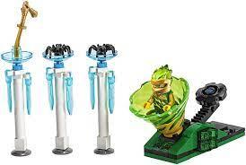 LEGO Ninjago 70681 Lloyd FS Spinjitzu Slam Spinner (70 Teile): Amazon.de:  Spielzeug