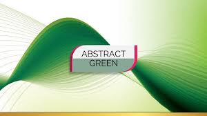 Themes For Powerpoint Presentation Abstract Green Free Powerpoint Presentation Google
