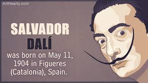 salvador dali biography