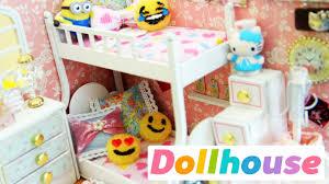 Miniature Dollhouse Bedroom Furniture Diy Miniature Dollhouse Bedroom Angel Dream Preview