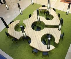 unique office designs. socialization spaces unique office space design by menendez y gamonal arquitectos designs g