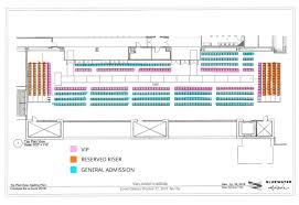 Van Andel Seating Chart Van Andel Arena Seating Chart With Seat Numbers Gillette