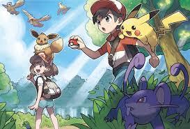 wele to the world of pokémon