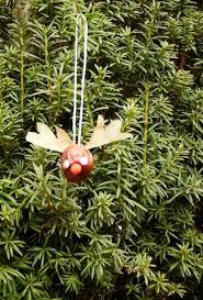 Weihnachtsschmuck Basteln Mit Kastanien Kinderoutdoor