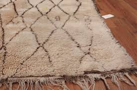 large vintage moroccan rug 49895 side corner nazmiyal