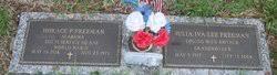 Julia Iva Lee Freeman (1917-2008) - Find A Grave Memorial
