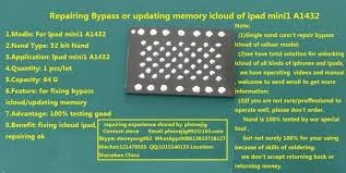 Solved: Bypassing Owners iCloud account - iPad 2 Wi-Fi EMC 2415