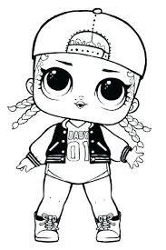 Doll Coloring Page Surprise Coloring Pages Cell Phone Coloring P On
