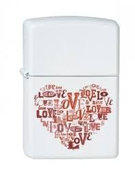 <b>Зажигалка Zippo Love</b> heart <b>214</b> на ZIPPO-RUSSIA.RU
