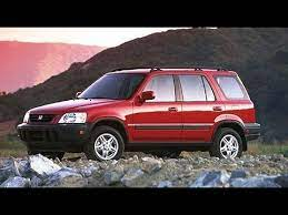 No complicated electronics, nothing fancy. 2000 Honda Cr V Start Up And Review 2 0 L 4 Cylinder Youtube