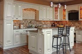 devon raised panel cream white kitchen cabinets