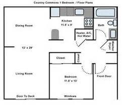 1 bedroom duplex plans