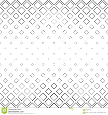 Black And White Square Pattern Background Monochrome Vector
