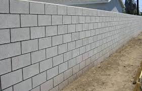 cement wall blocks limited and dominate the block market in retaining wall cement blocks for