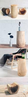 Best 25+ Log end tables ideas on Pinterest   Log table, Rustic log ...