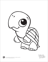 Small Picture Free Printable Coloring Pages Of Baby Animals Coloring Pages