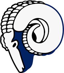 Cleveland Rams Logo | Cleveland Rams Primary Logo - National ...