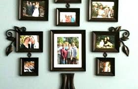 photo frame ideas on wall wall hanging frames ideas stylist ideas family tree picture frame wall photo frame ideas on wall creative photo display
