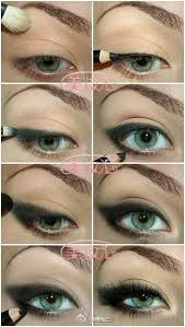 rocker eye makeup