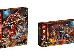 LEGO NINJAGO official images reveal summer 2020 sets