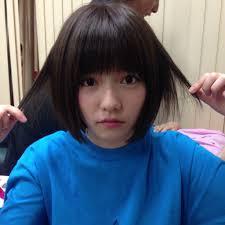 画像たくさん能年玲奈の清潔感溢れる黒髪ショートヘアまとめ