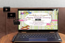 Best Naming Ceremony Video Maker Top 3 Free Naming Ceremony