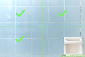 cleaning shower grout ing mchine nturl clean without bleach mould from with vinegar