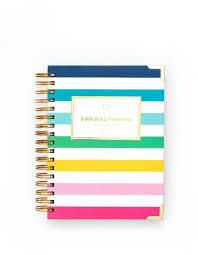 Academic Daily Planner Simplified Planner Emily Ley Academic Daily Planner 58 Affiliate