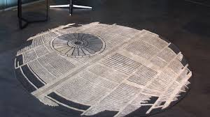 star wars area rug epic hand knotted star side x